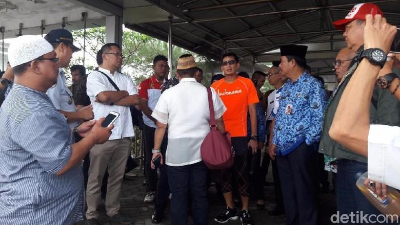Sandi Ajak Menteri Susi Ngantor di Kepulauan Seribu