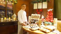 Serba Klasik, Pastry Chef Sajikan Fruit Cake Hingga Stollen Bread