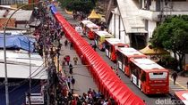Pantau Penutupan Jatibaru, Ombudsman: DKI Miliki Rencana Terukur