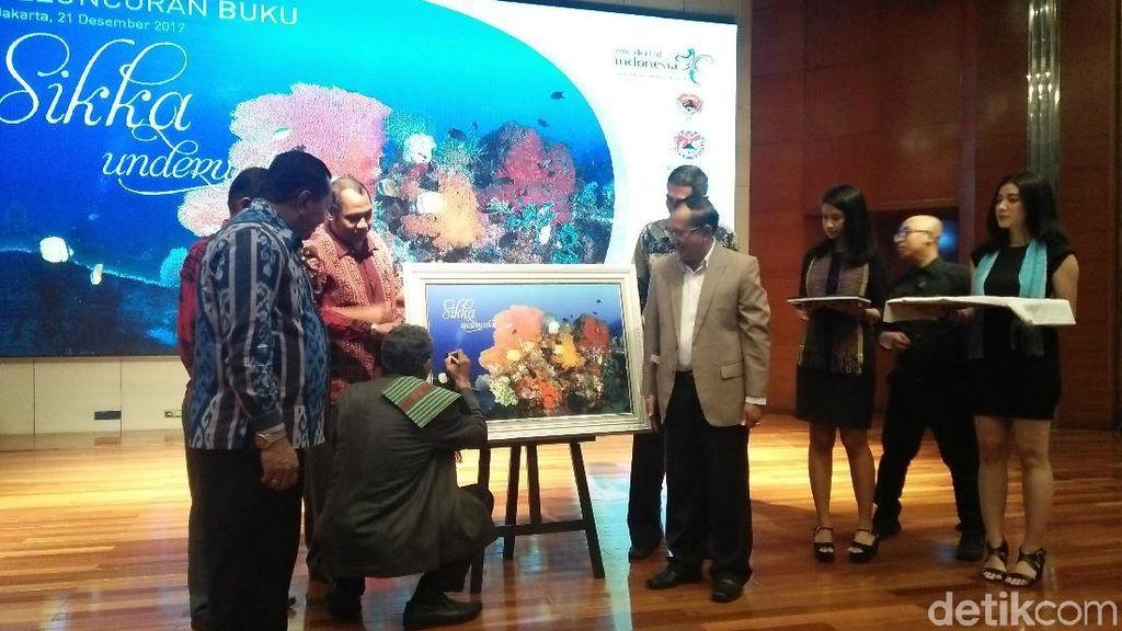Pulih dari Tsunami, Kabupaten Sikka Unjuk Gigi Kecantikan Bawah Laut