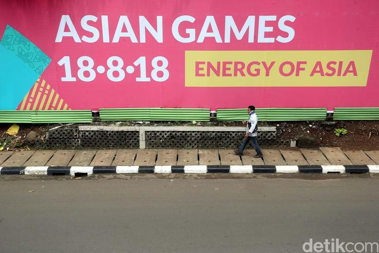 Demam Asian Games 2018 Mulai Mewabah