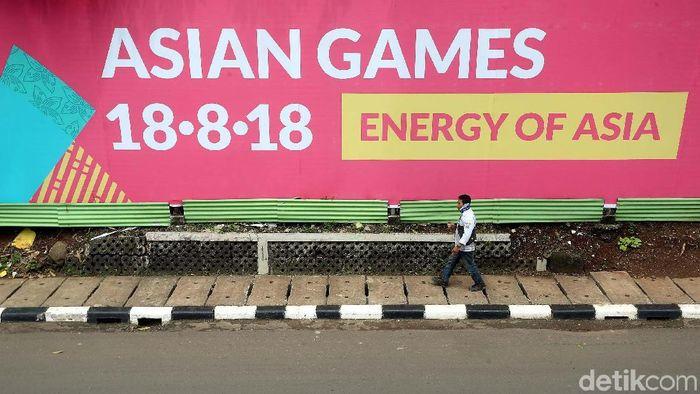 Kesiapan Jawa Barat untuk menggelar Asian Games 2018 sudah 98 persen (Foto: Rengga Sancaya)