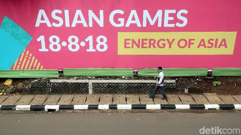 Ini Harga Tiket Test Event Asian Games