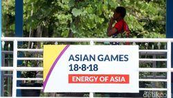 Ini Area-area Parkir Penonton untuk Pembukaan Asian Games 2018