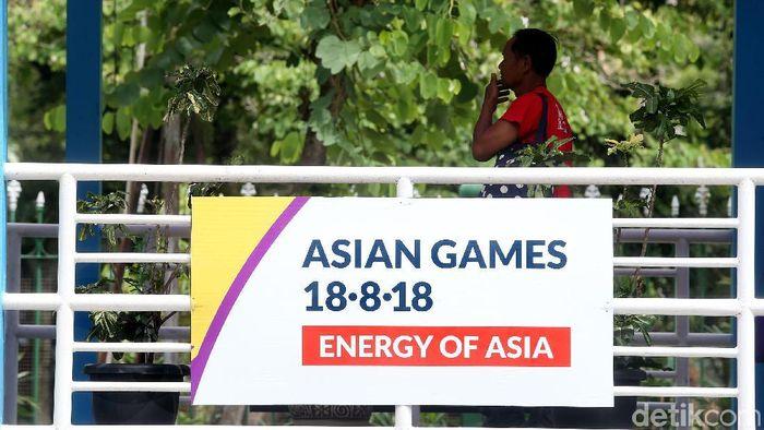 Kontingen Jepang tak mematok target di Asian Games 2018 karena fokus ke Olimpiade 2020 (Foto: Rengga Sancaya/detikSport)