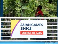 Fokus ke Olimpiade 2020, Jepang Tak Patok Target di Asian Games 2018