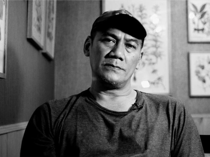 Tio mengaku gunakan sabu karena untuk menghilangkan sakit/Foto: Tio Pakusadewo (Istimewa/Facebook)