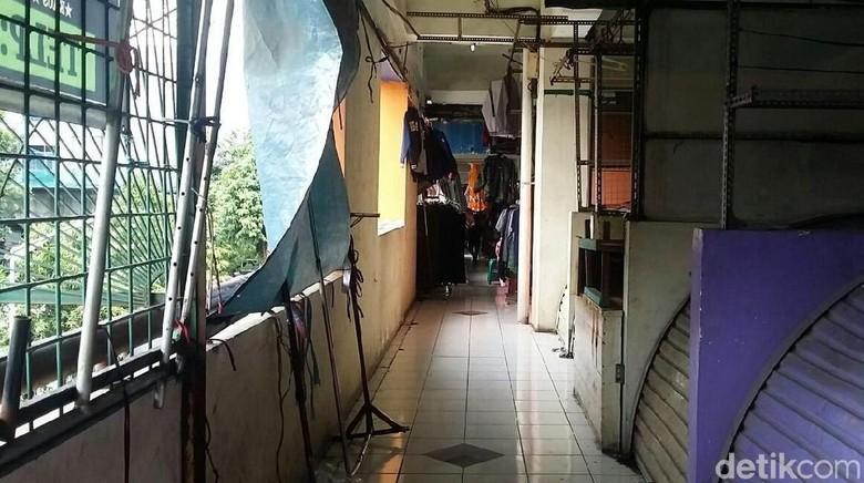 Blok G Dibongkar, PD Pasar Jaya Gandeng Lulung Tampung Pedagang