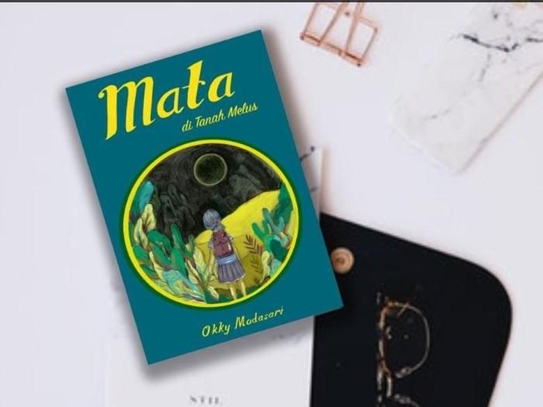 Novel Okky Madasari Mata di Tanah Melus Rilis 22 Januari