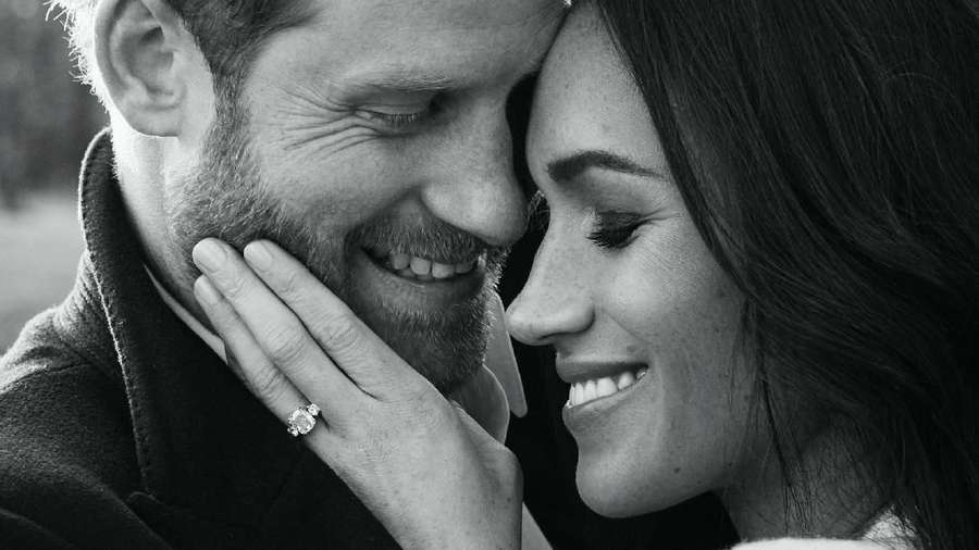 Throwback Moment! Kemesraan Pangeran Harry dan Meghan Markle