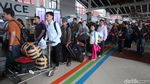 Puncak Libur Natal, Bandara Soeta Mulai Dipadati Penumpang