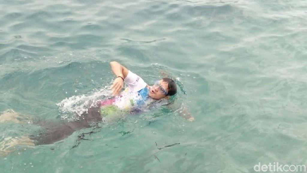 Alternatif Redakan Nyeri Tanpa Obat: Berenang di Air Es