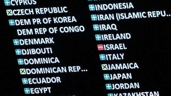 Video: Ini Suara Indonesia Atas Resolusi PBB Terkait Yerusalem