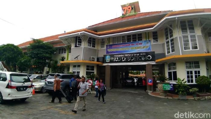 RSU dr Soetomo Surabaya