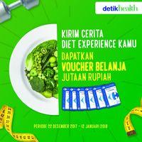 Pengalaman diet/