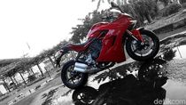Kaca Spion Bergetar, Ducati Recall Varian Supersport