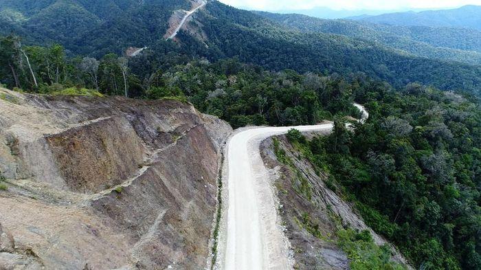 Foto: Dok. BP Jalan Nasional XVII Papua Barat.