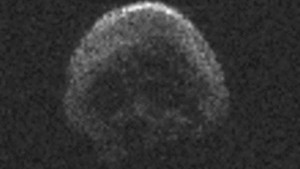 Asteroid Tengkorak Kembali Melintasi Bumi Tahun Depan