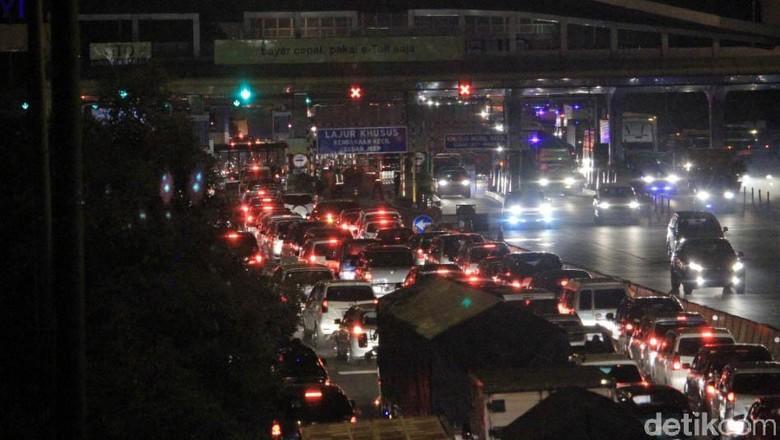 Situasi saat mudik Foto: Wisma Putra