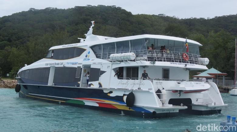 Transportasi di Seychelles