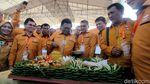 Jokowi Hadiri HUT Hanura di Semarang