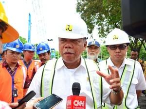Apa yang Dilakukan Menteri Basuki Pagi-pagi?