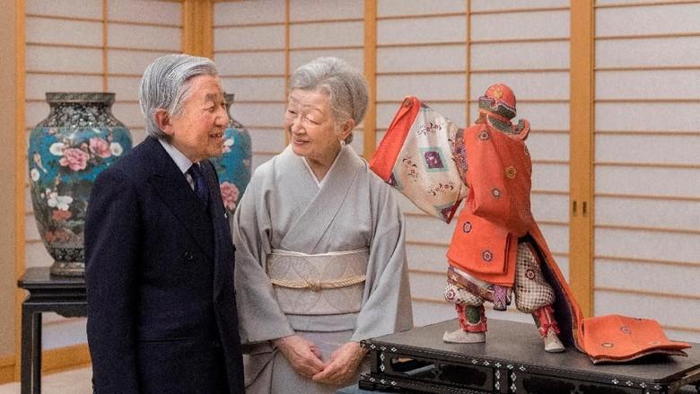 Mantan Permaisuri Jepang Michiko Jalani Operasi Kanker Payudara