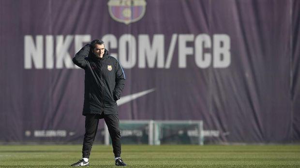 Jelang El Clasico Valverde Minat Kongko Bareng Zidane