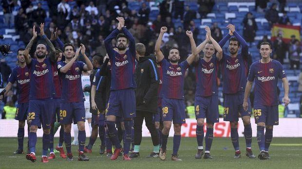 Barcelona akan menghadapi Athletic Bilbao pada pekan pertama Liga Spanyol musim 2019/2020.