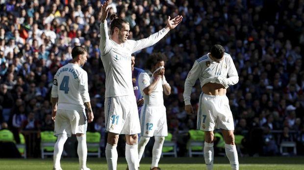 Real Madrid perlu bangkit di kompetisi La Liga untuk tidak semakin terpuruk pada musim ini.
