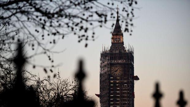 Big Ben di London