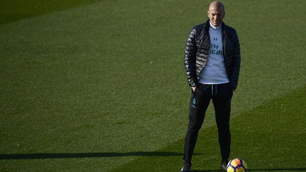 Leonardo kesal dengan Zinedine Zidane.