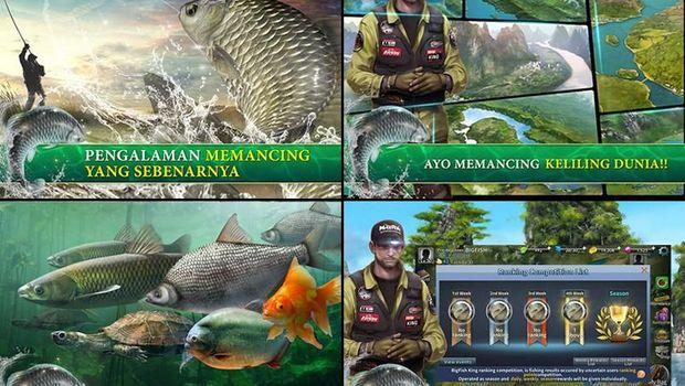 Big King Fish