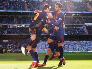 Usaha Mengejar Barcelona Dimulai Lagi