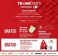 Ada Banyak Promo Spesial di Transmart Carrefour Graha Bintaro