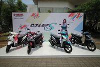 Yamaha Mio S (Foto: dok. Yamaha Indonesia)
