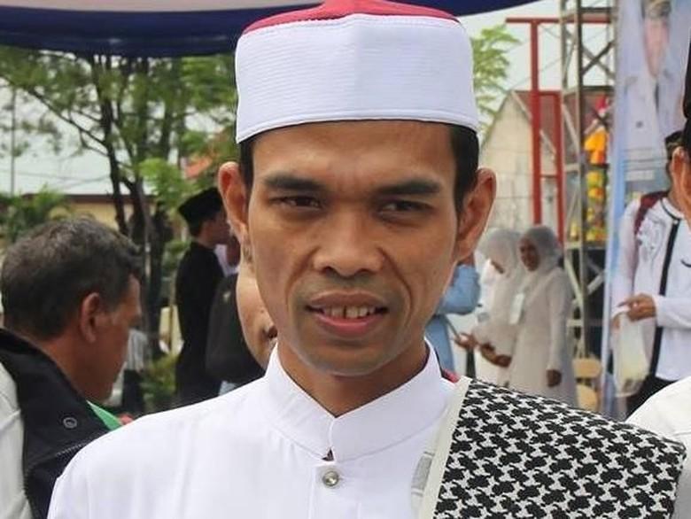 Jawaban Abdul Somad soal TGB Dukung Jokowi: Tunggu HRS