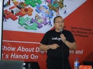 Gelar Hackathon, Telkom Cari Bibit Entrepreneur Digital
