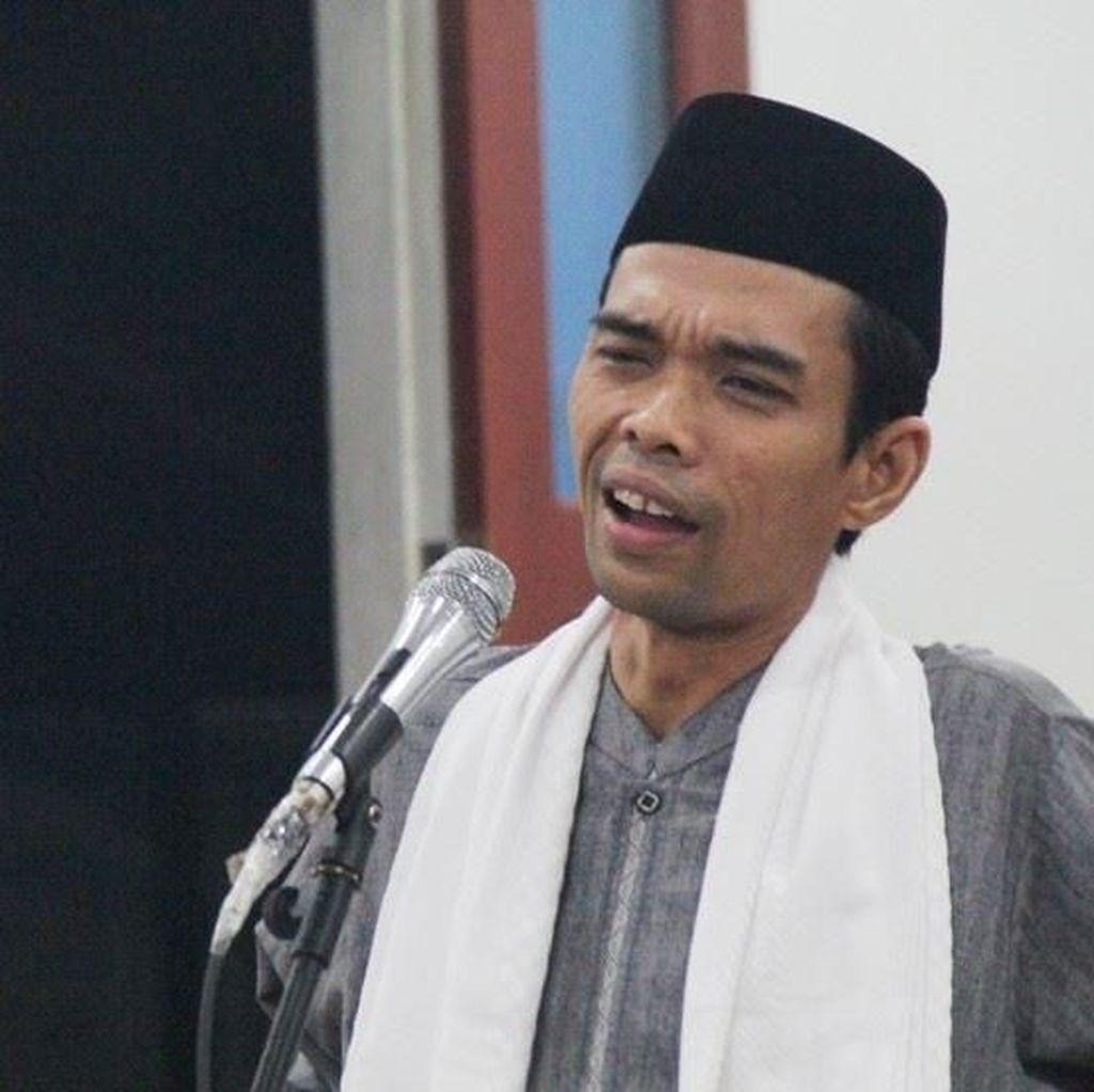 Alasan Ustaz Somad Mundur dari PNS