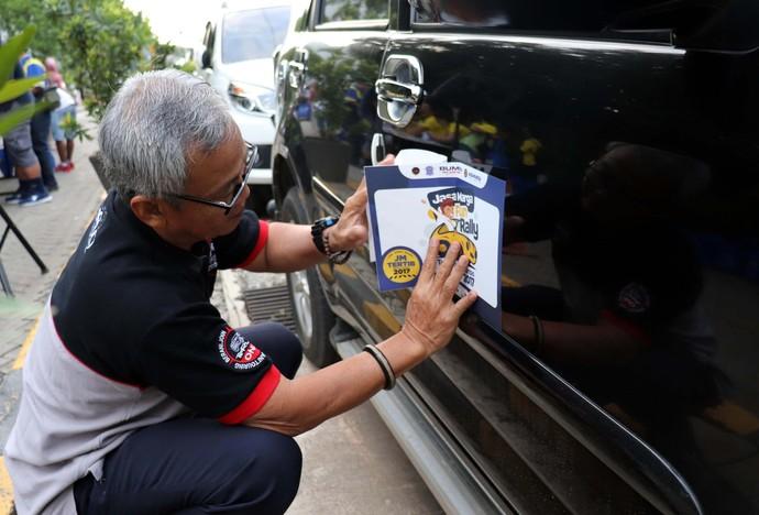 Dengan Fun Rally Jasa Marga 2017 ini, diharapkan dapat mengedukasi seluruh masyarakat agar lebih peduli akan keselamatan berkendara guna mengurangi angka kecelakaan dalam berlalu lintas.Foto: dok. Jasa Marga