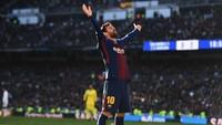 Lionel Messi Tanda Tangani Tato Dahsyat Penggemar asal Brasil