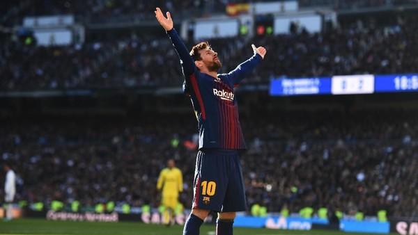 Dengan uang segitu banyak, mudah rasanya bagi Messi untuk menikmati beragam paket wisata mewah di dunia (Denis Doyle/Getty Images)
