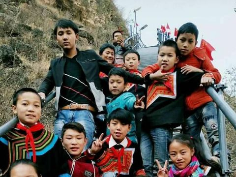 Pemuda Asal China, Yang Yang