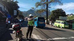 Mau Tahun Baru di Puncak Bogor? Perhatikan Jadwal One Way Ini