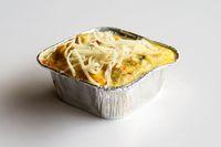 Resep macaroni schotel.