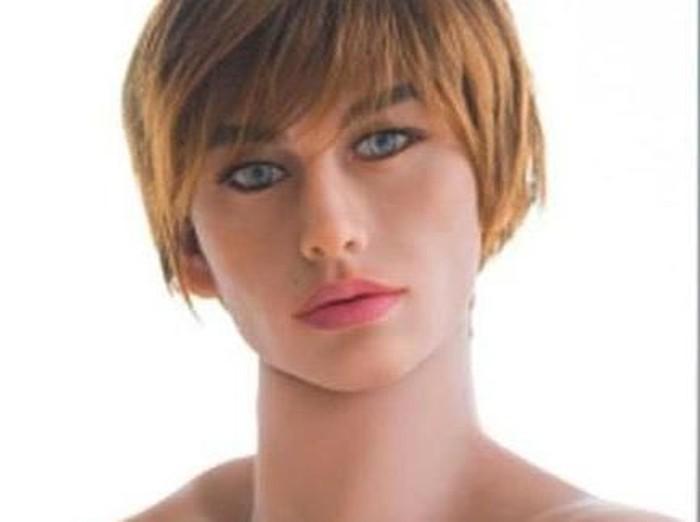 Boneka seks mirip Justin Bieber dijual online/Foto: Facebook/Streetextra