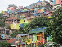 Kampung Pelangi Semarang.