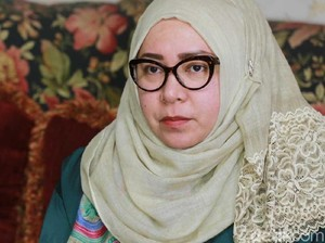 Melly Goeslaw Ceritakan Kondisi Camp Pengungsian di Palestina