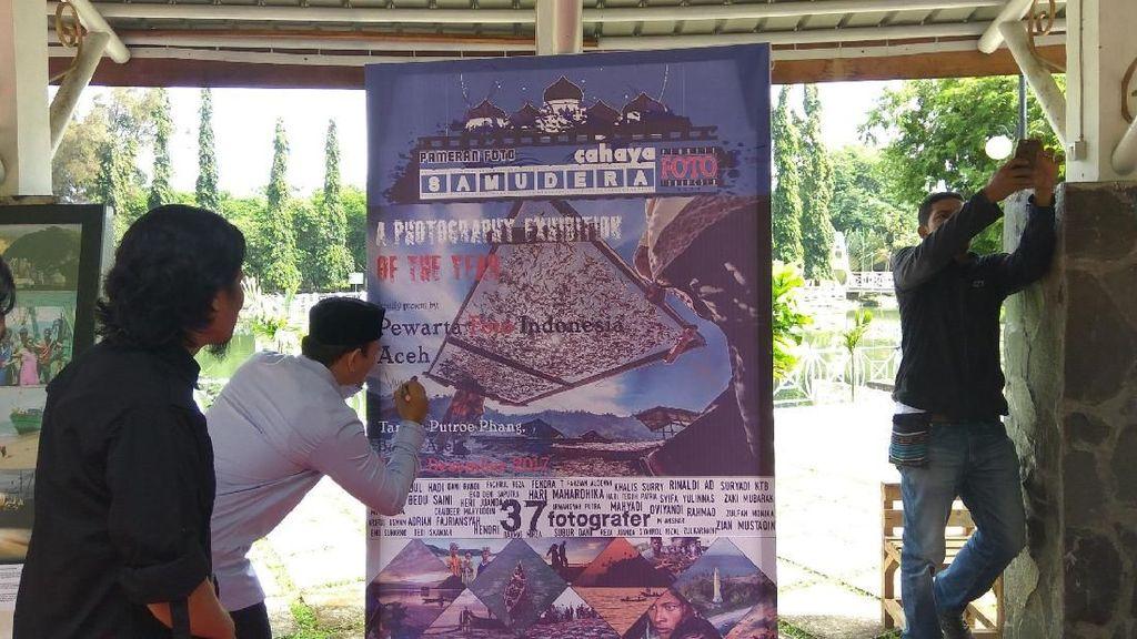 13 Tahun Tsunami Aceh dalam Foto: Jangan Larut dalam Kesedihan