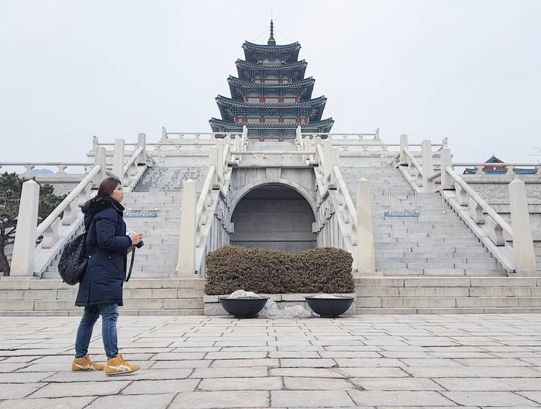 Greysia Rayakan Natal di Seoul, Daniel Wenas Tetap Tanding di Hari Raya